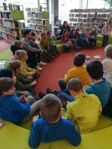 """Aktuelles  Montessori Schule         """"Gelebter Literaturunterricht"""""""