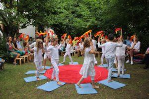 2017 Sommerfest in der Hardtstrasse